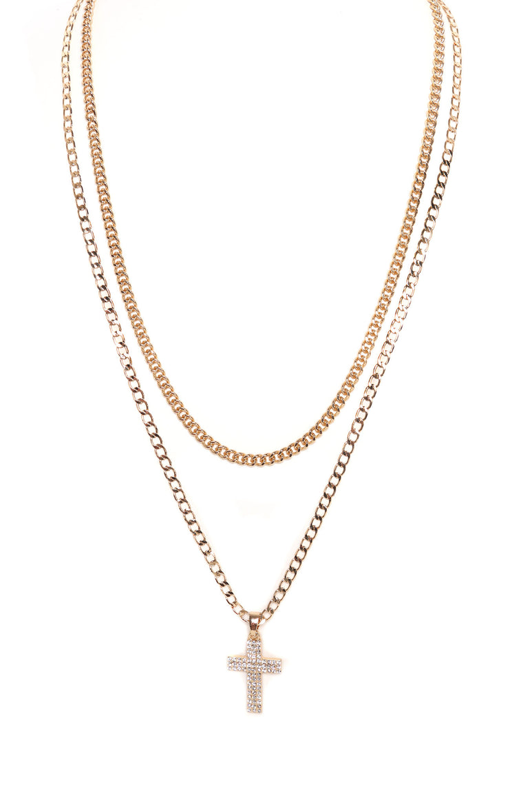 Crossover Chain Set - Gold