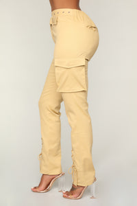 The Updated Classic Cargo Pants - Khaki