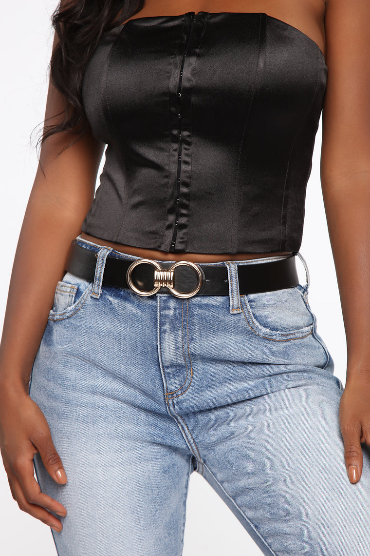 That's Fair Game Belt - Black