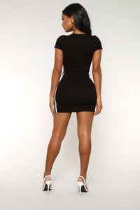 Fun And Games Dress - Black