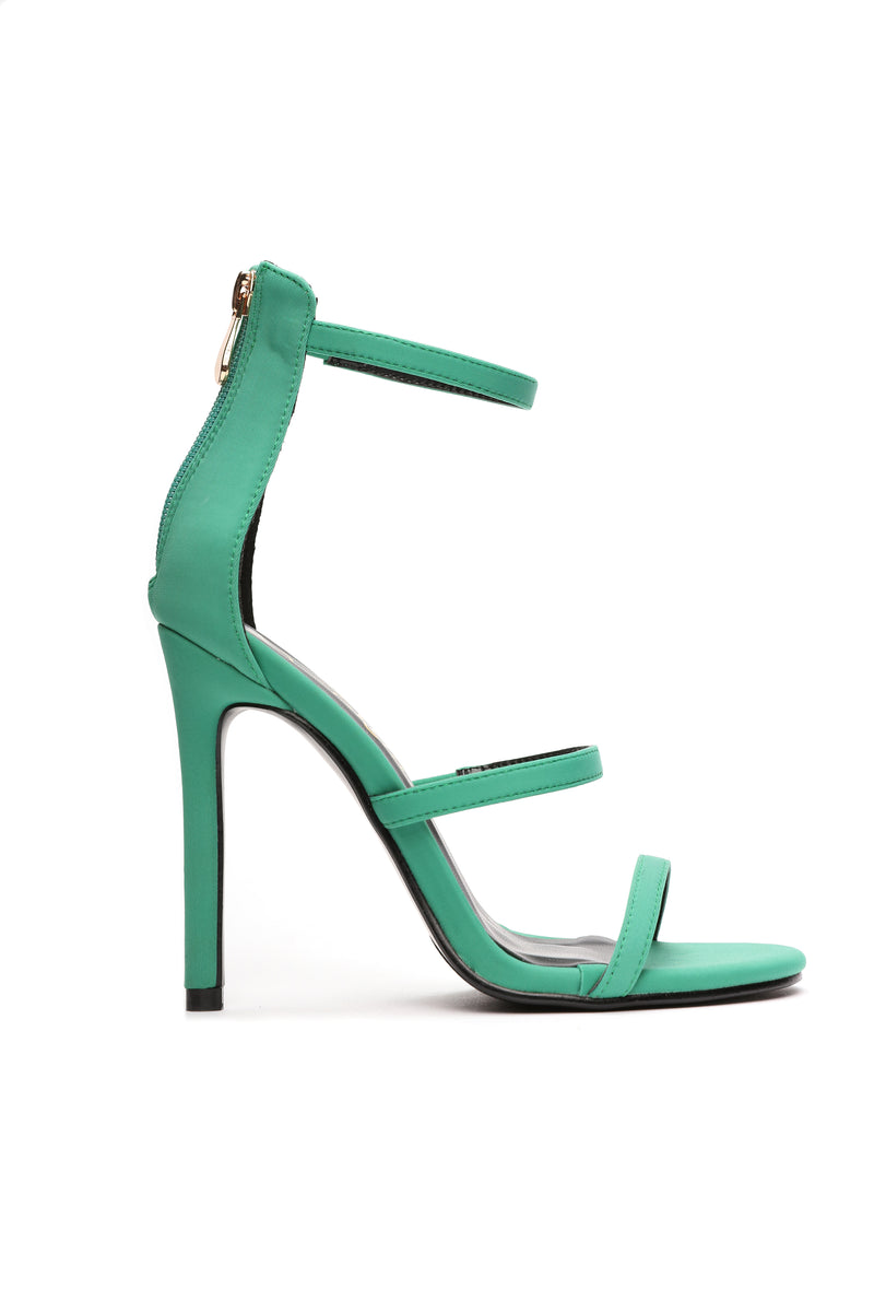 Feel So Deeply Heel - Green