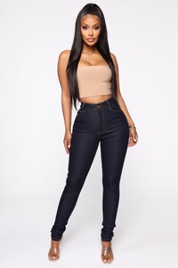 Jodeci Jeans - Dark Wash