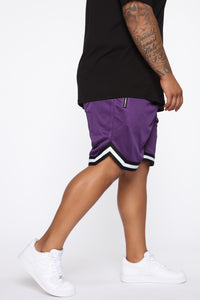 Dress To Play Active Short - Purple