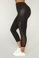Kiera Performance Leggings - Gold
