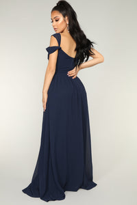 Honorable Intentions Dress - Navy