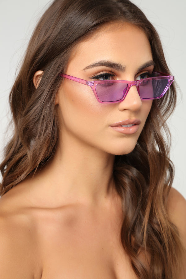 9ccc625075c The Whiskers Sunglasses - Purple