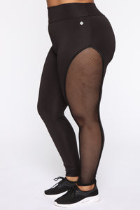 Finesse My Way Leggings - Black