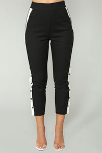 Ginger Snap Pants - Black