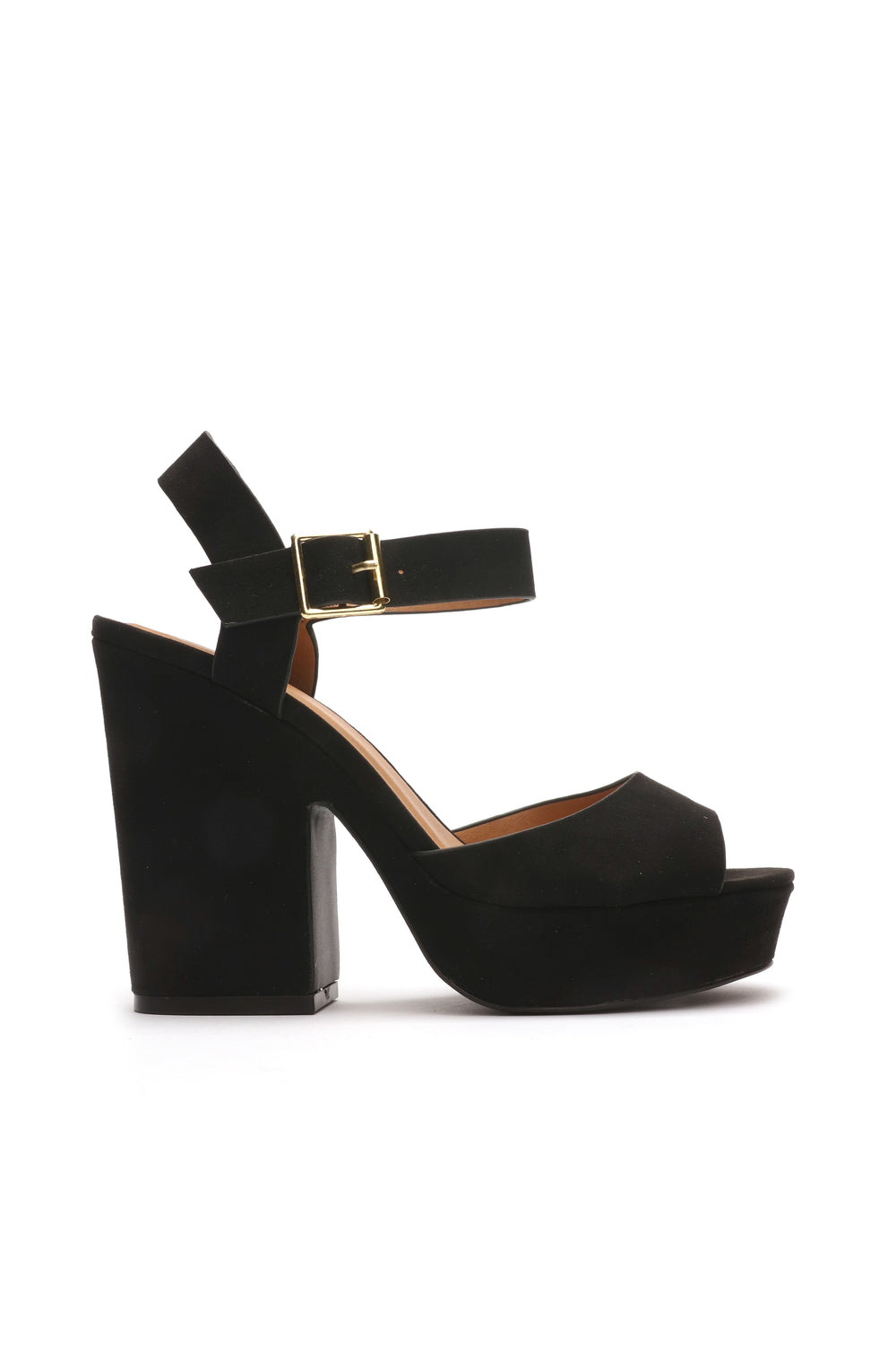 You Could Have It All Heel - Black