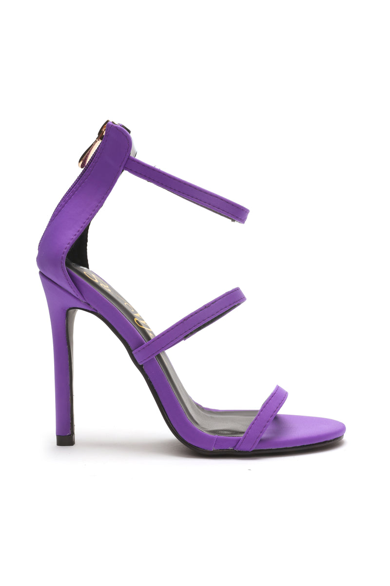 Feel So Deeply Heel - Purple