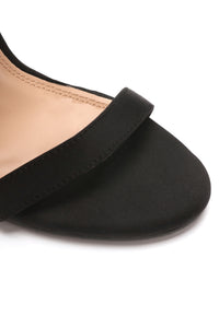 Bond Babe Heel - Black Angle 5