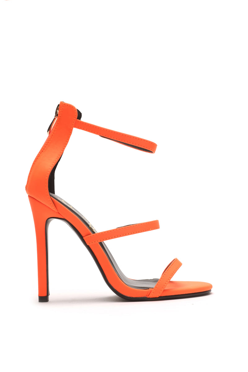 Feel So Deeply Heel - Orange