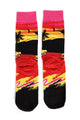 Welcome To Hollywood Socks - Multi Color