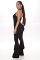 House Party Jumpsuit - Black