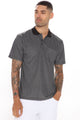 Essential Short Sleeve Polo - Black