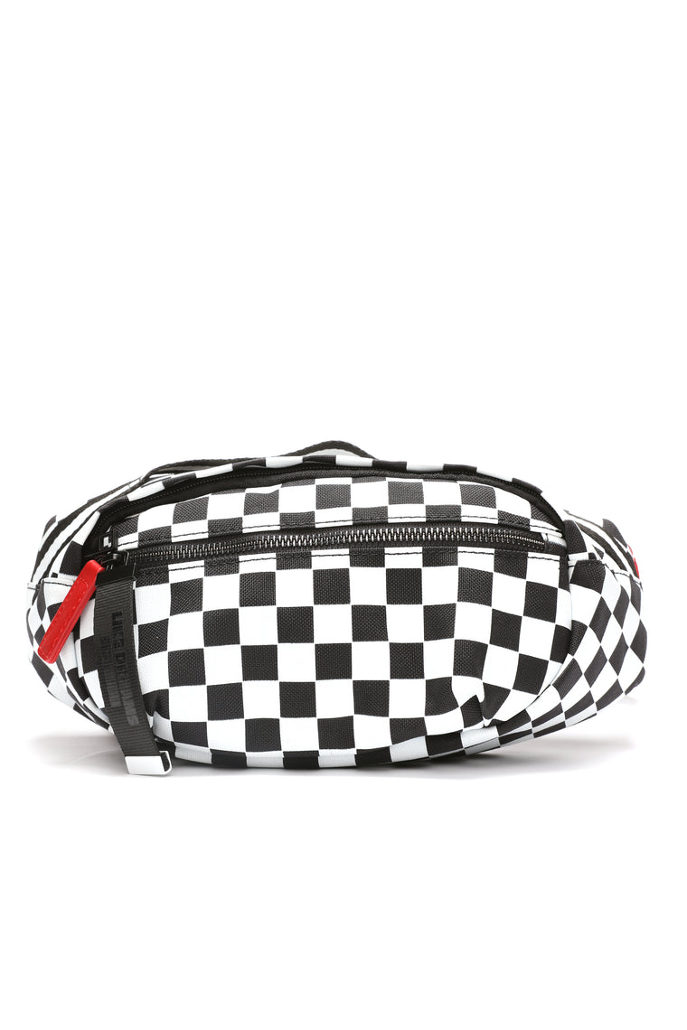 Woes Fanny Pack - Black/White