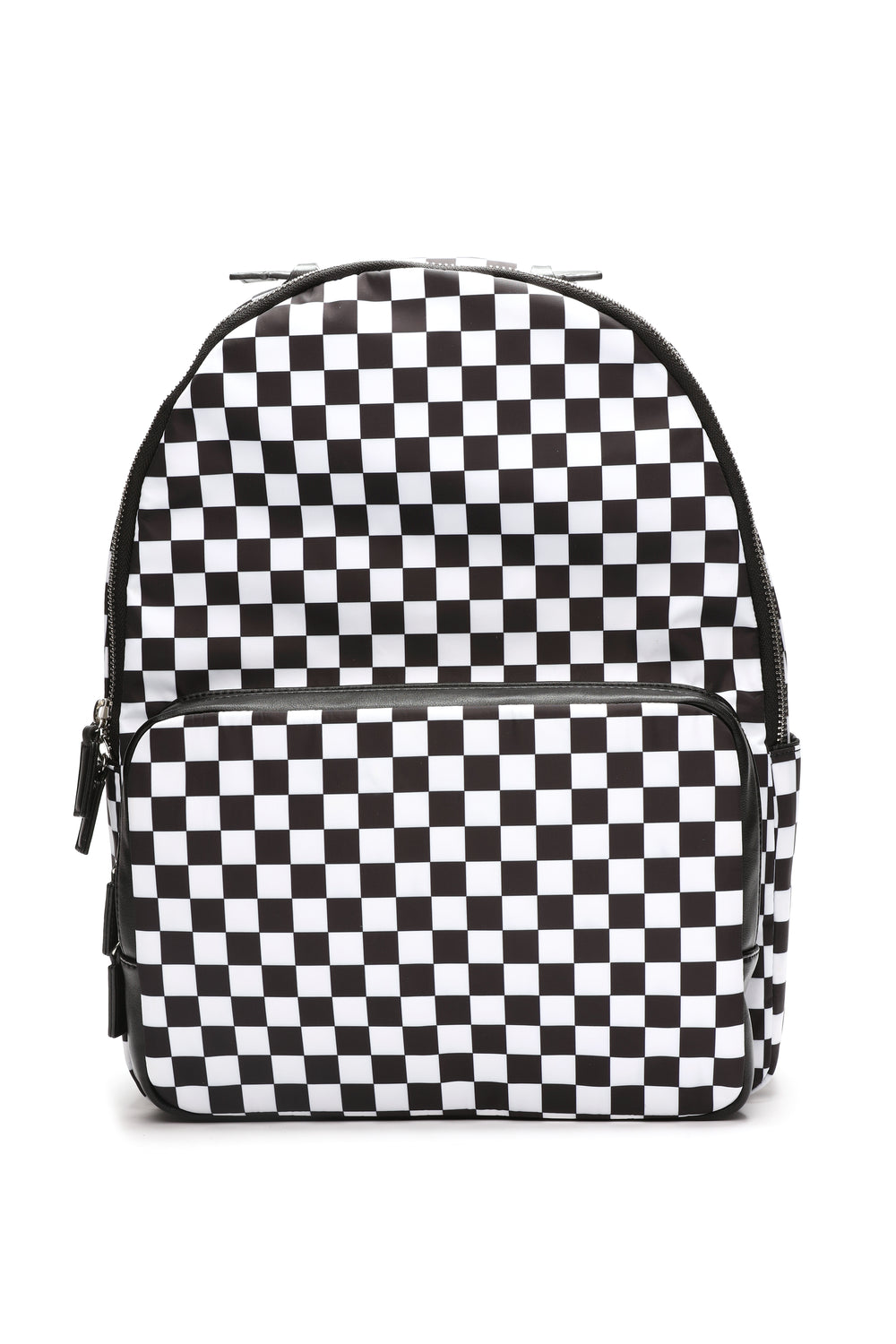 Hustle Backpack - Black/White