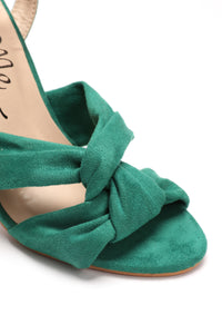 Left You Lonely Heels - Green