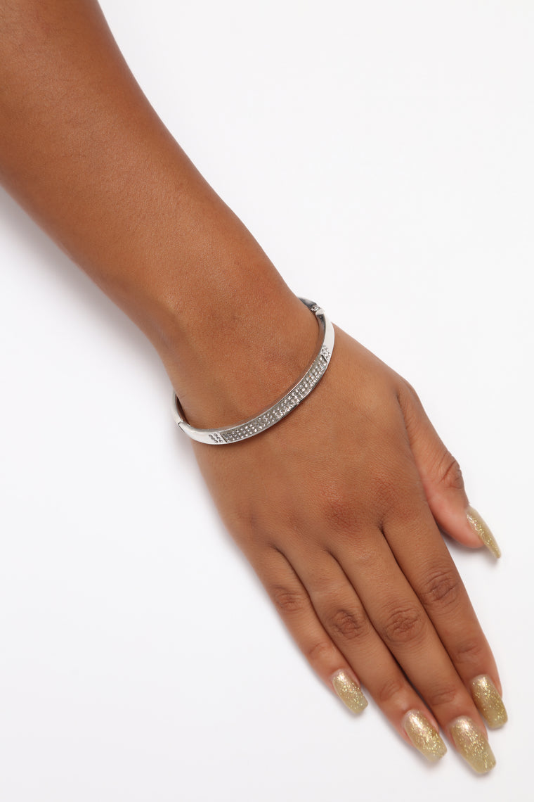 All In The Details Bracelet - Silver