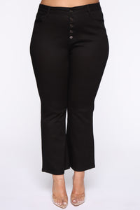 Find My Love Jeans - Black