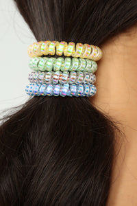 Set On You Scrunchies - Multi