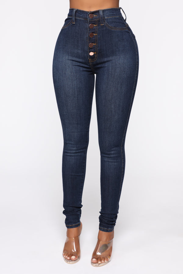 4a9867ce9 Keepin It Real Girl Skinny Jeans - Dark Wash