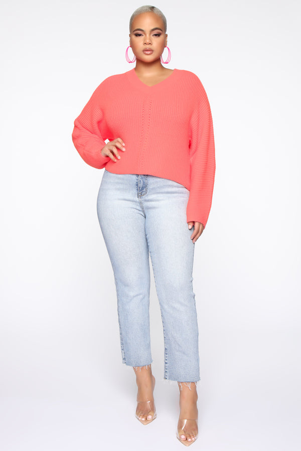 Plus Size - Sweaters