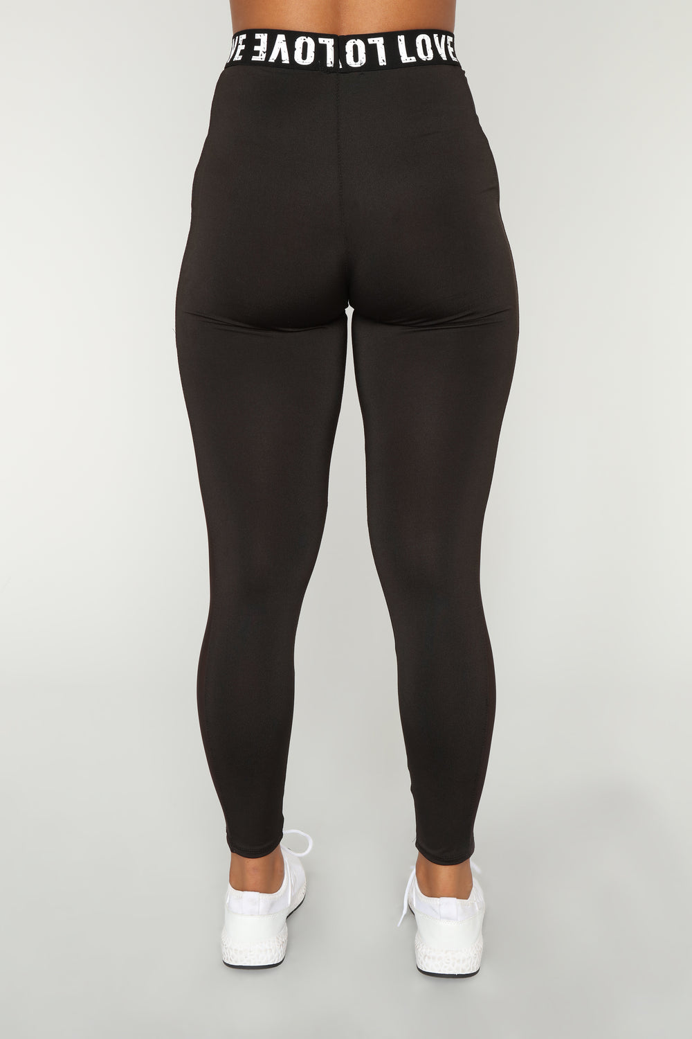 Love Me Foreva Active Leggings - Black