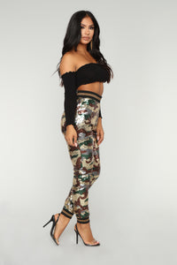 Knight In Shining Armor Pants - Camo