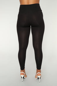 Alaya Leggings - Black