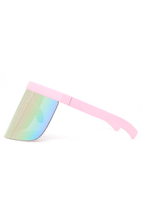 Ready Set Work Sunglasses - Rose