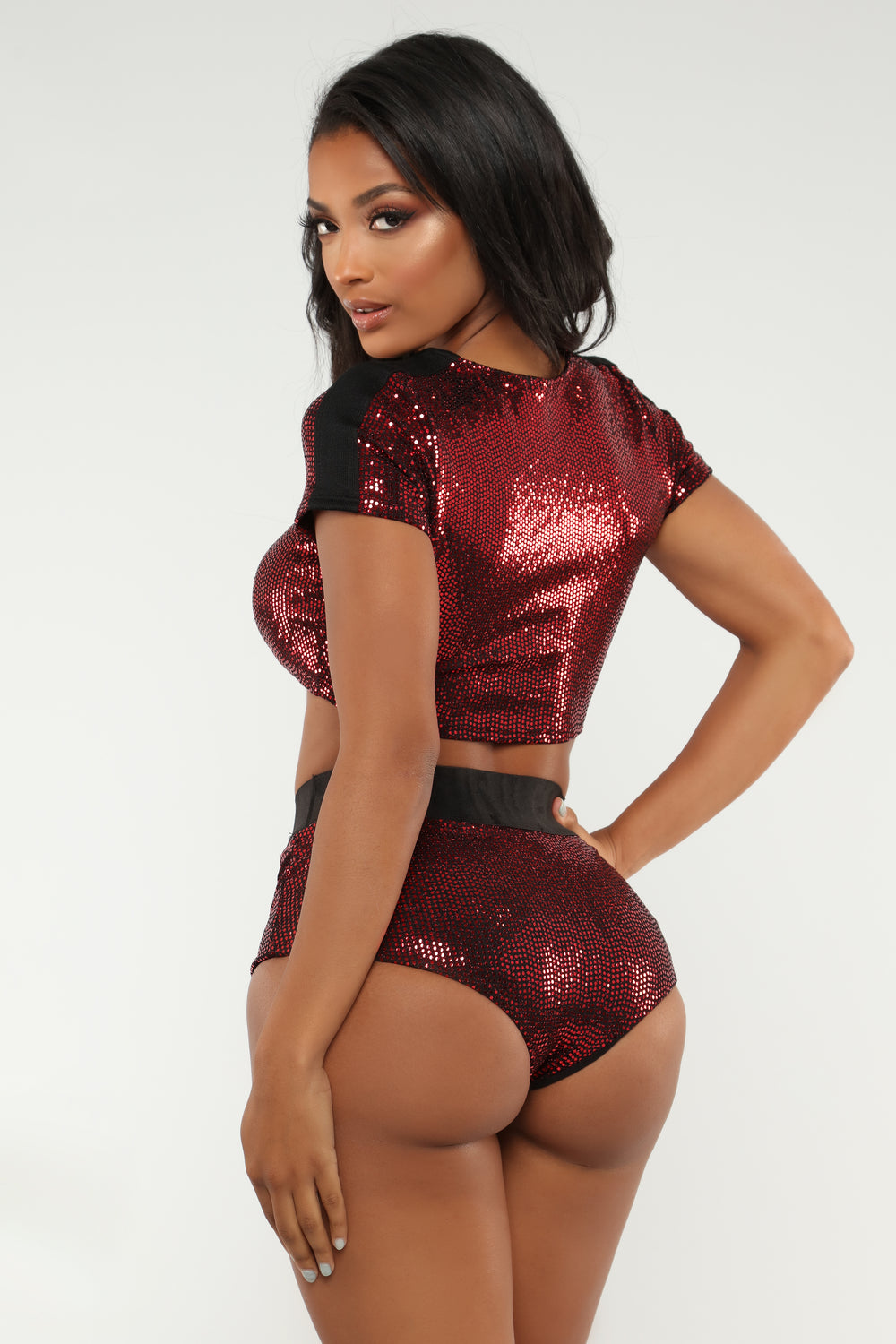 Rock Your World Matching Set - Red