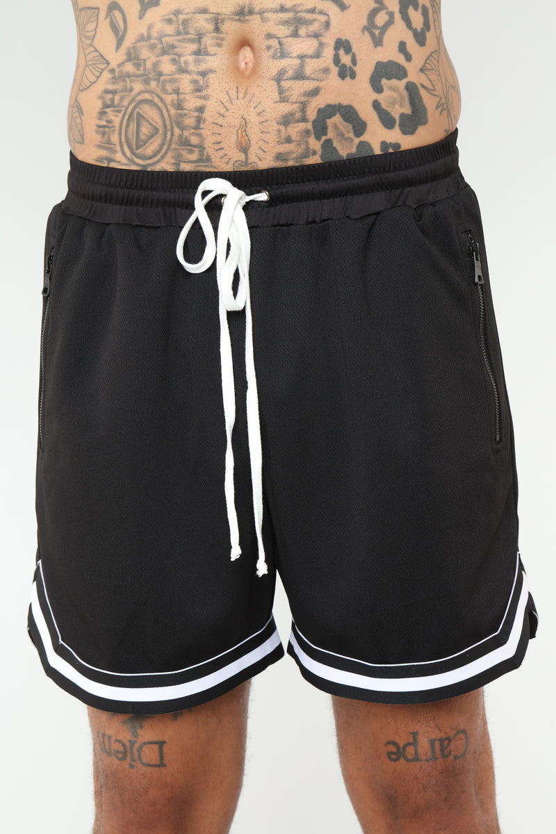 Dwayne Basketball Shorts - Black