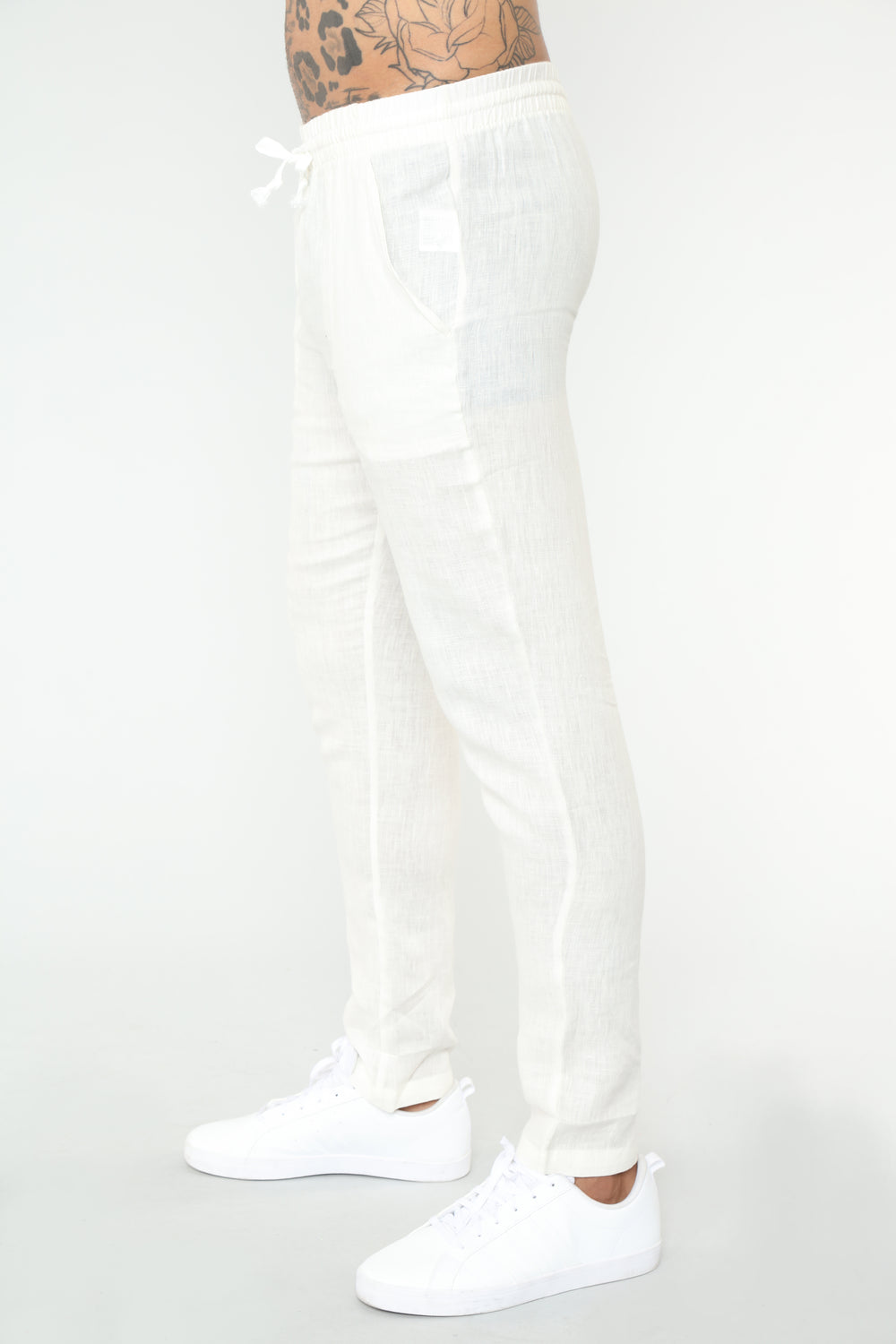 Tommy Beach Pant - White