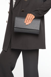 Just Going Out Crossbody Bag - Black Angle 3