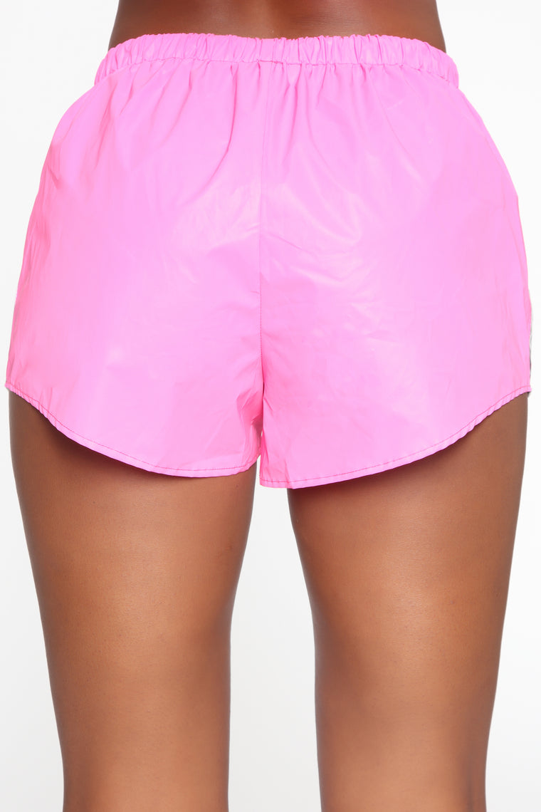 The Bright Side Short Set - Pink