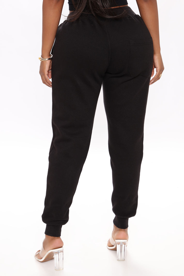 Limited Edition Sweatpants - Black