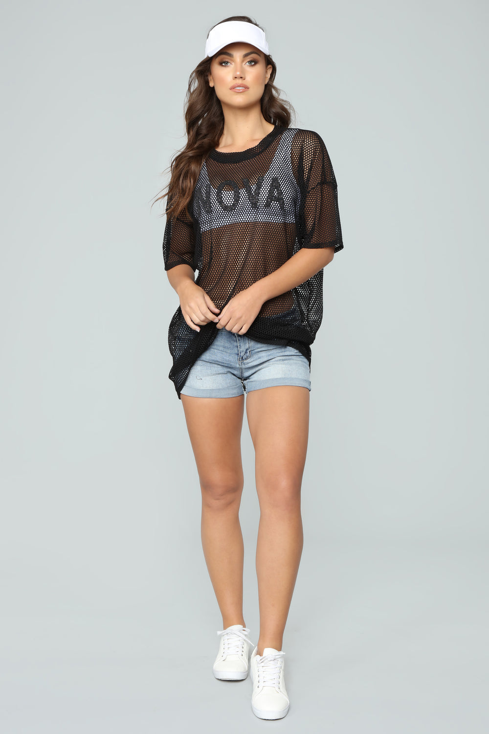 Dripping In Nova Cover Up Dress - Black