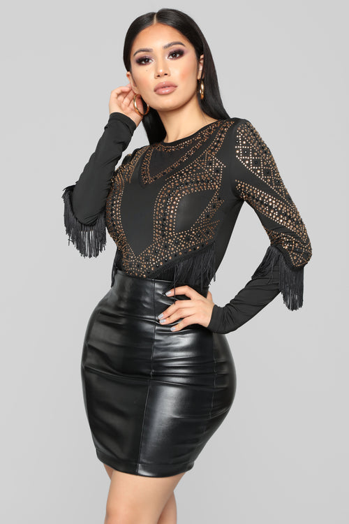 Black bodysuits for women sexy