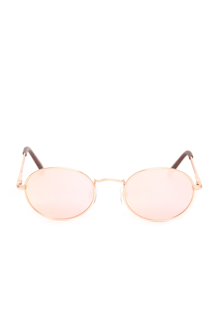 Burnt Romance Sunglasses - Brown