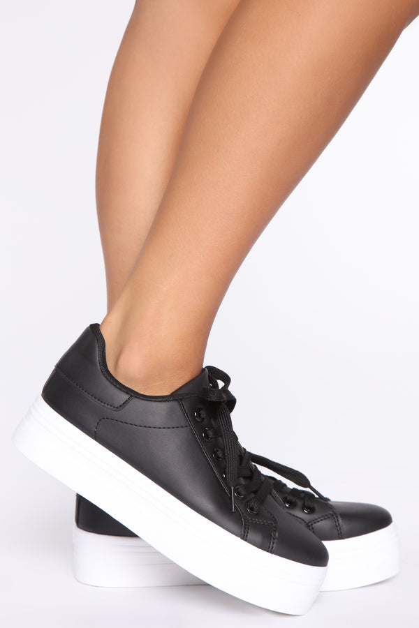 a97e7c27f Oh So Darling Sneakers - Black
