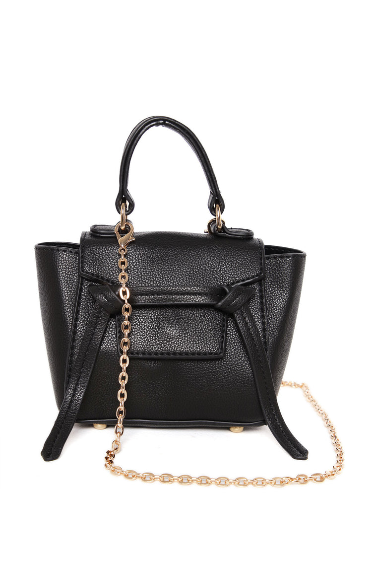 At The Mall Mini Bag - Black