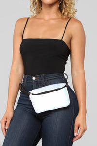 Just Came To Say Holo Fanny Pack - Multi