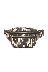 Will You Camover Fanny Pack - Camo