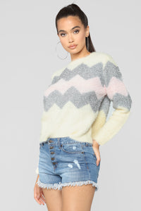 In Your Wildest Dreams Sweater - Ivory