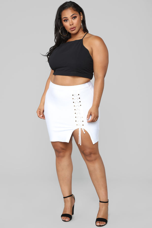 3a0f7542268 Plus Size - Skirts