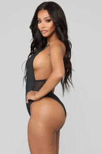 Perfect Waves Swimsuit - Black