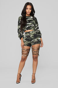Can't Find You Camo Set - Camo