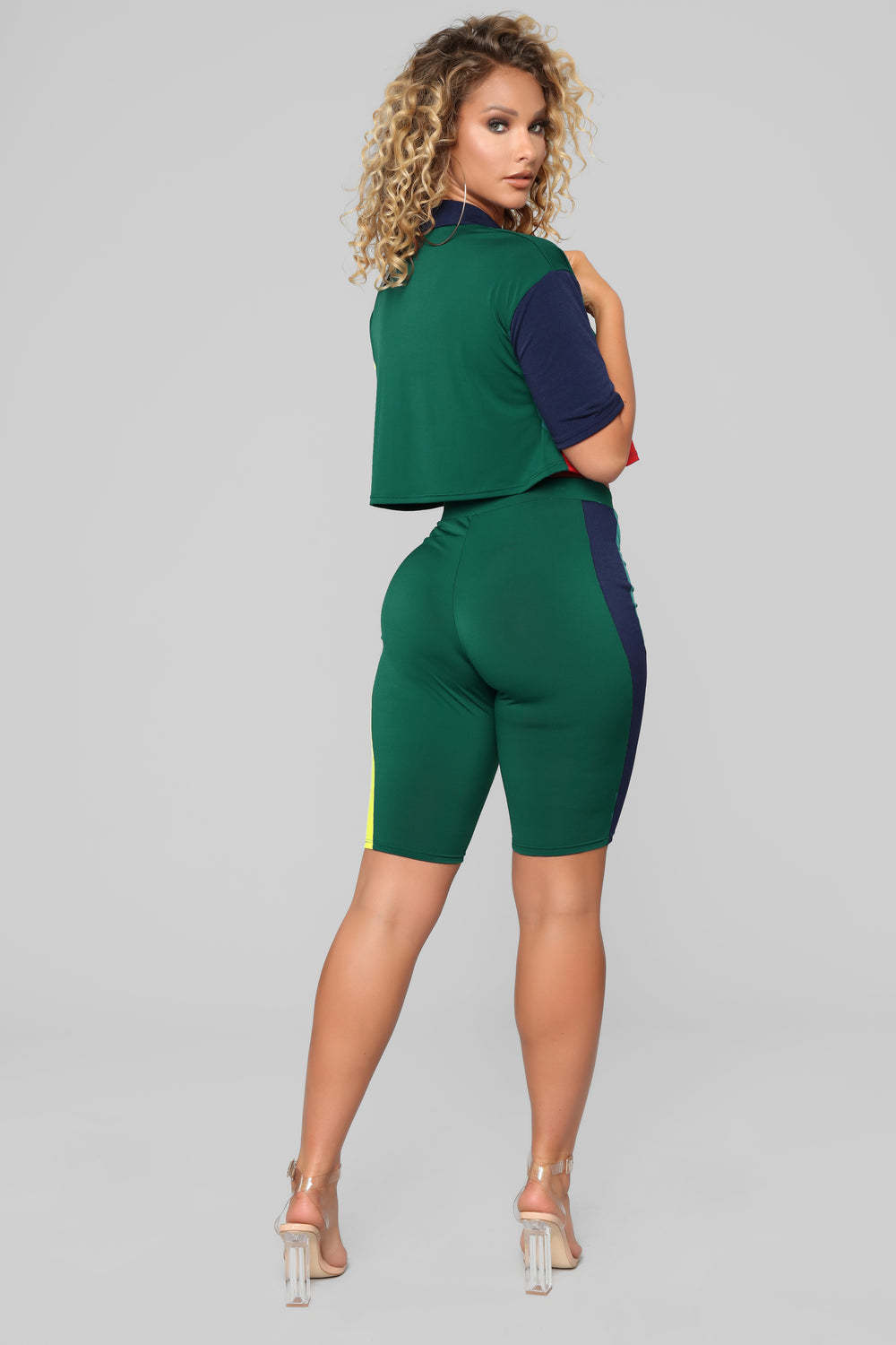 Freshest On The Block Set - Green/Combo