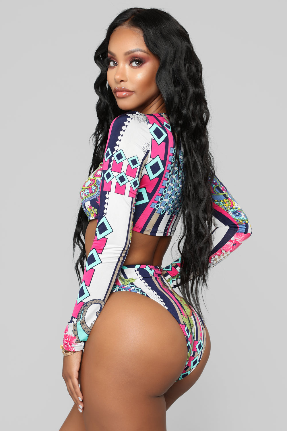 The Audacity Bikini - Multi